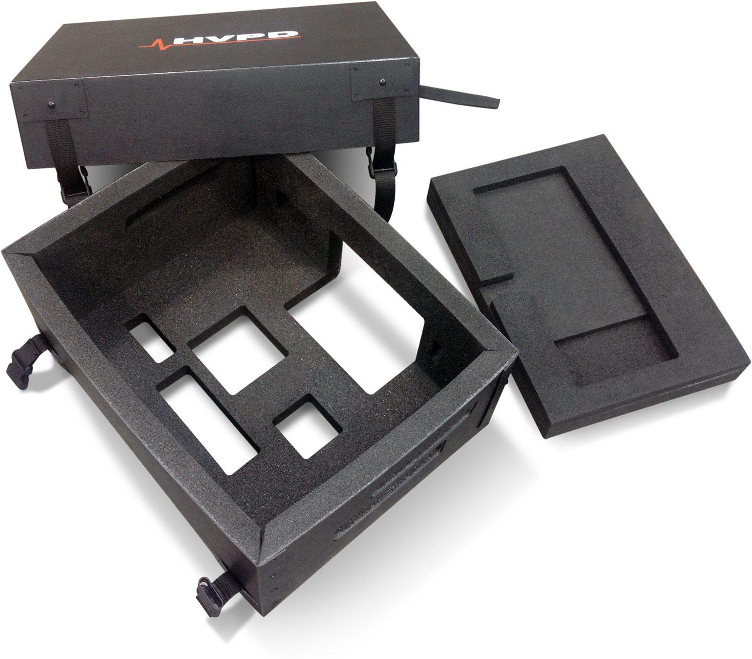 Custom Poly Case with Foam Interior