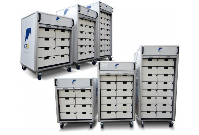 K2M Medical Flight Cases