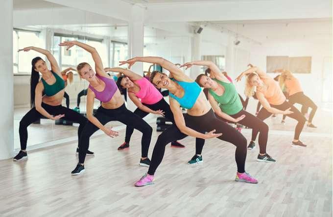 benefits of aerobics classes