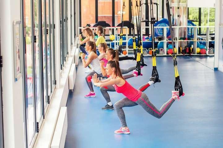 Suspension training - Trifocus Fitness Academy