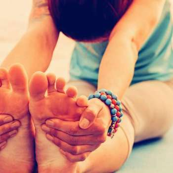 Trifocus fitness academy - yoga done barefoot