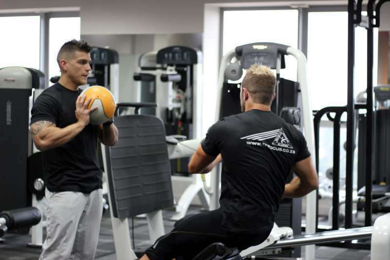 Trifocus fitness academy - workout programme