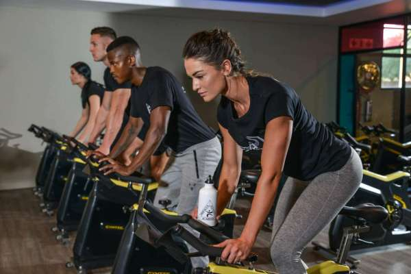 Trifocus fitness academy - fitness levels