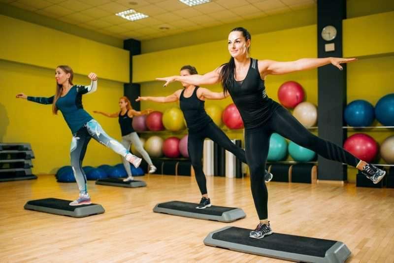 Trifocus fitness academy - aerobics