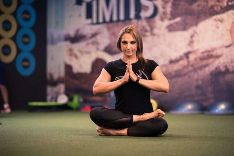 Trifocus fitness academy - stress