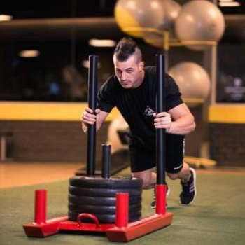 Trifocus fitness academy - speed training