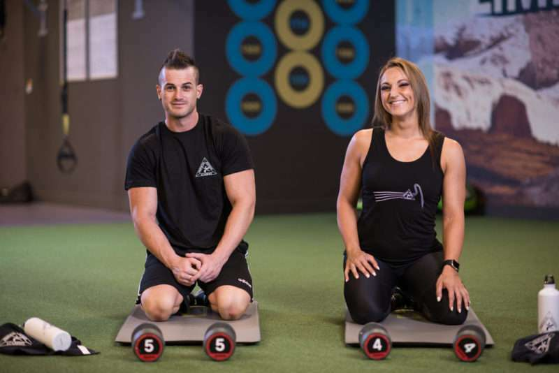 Trifocus fitness academy - personal training programme
