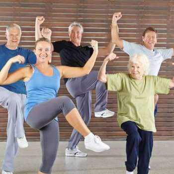 Trifocus fitness academy - elderly to maintain physical fitness