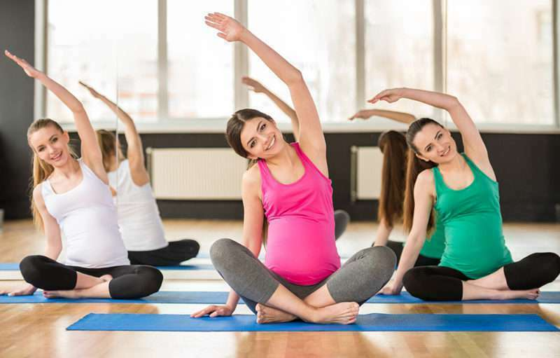 Trifocus fitness academy - pregnant women