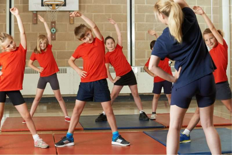 Trifocus fitness academy - children and exercise
