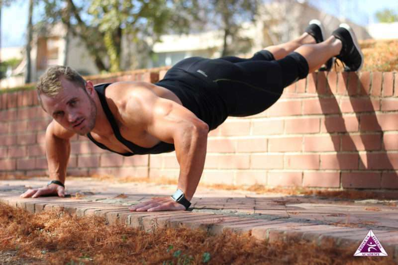 Trifocus fitness academy - become fitter
