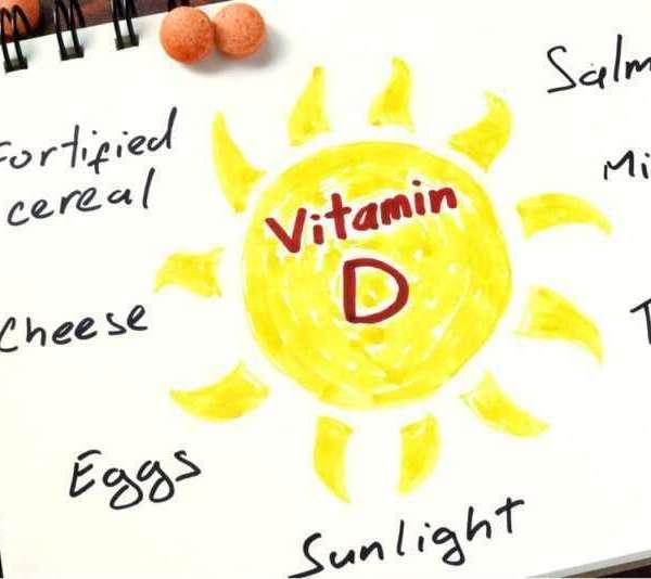 Trifocus fitness academy - vitamin d