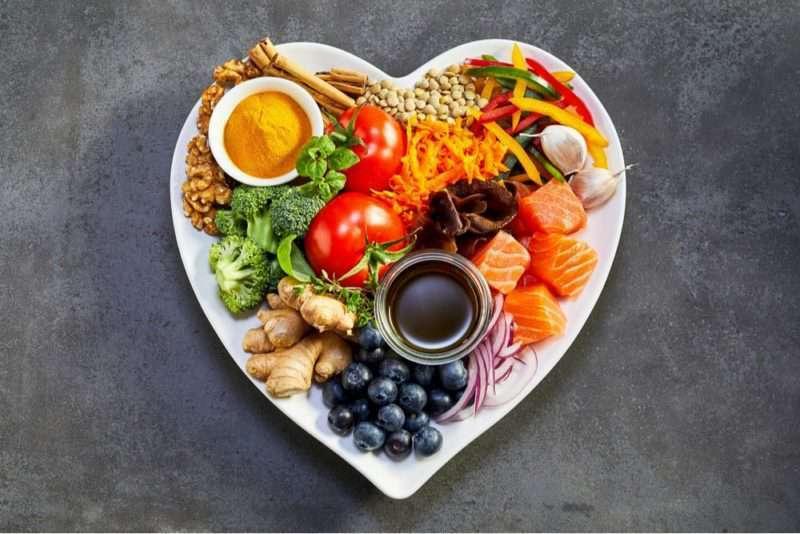 Trifocus Fitness academy-heart-healthy diet
