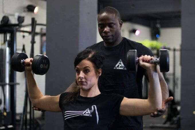 Trifocus Fitness Academy-correct form