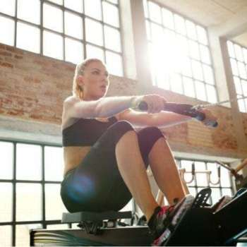 Trifocus Fitness Academy - rowing