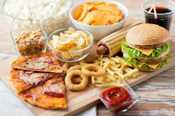 Trifocus Fitness Academy - processed foods