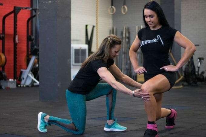 Trifocus Fitness Academy - range of motion