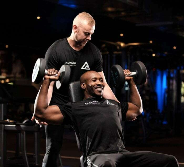 Trifocus Fitness Academy - spotter