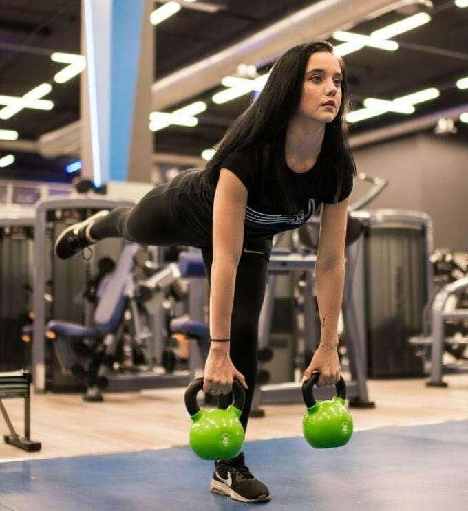 Trifocus Fitness Academy - kettlebells