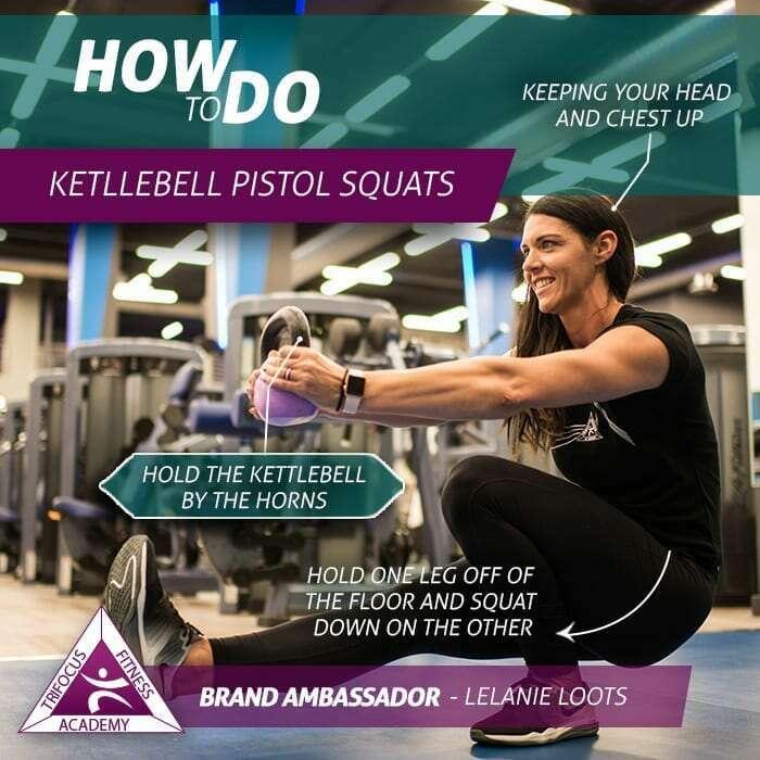 Trifocus Fitness Academy - balance