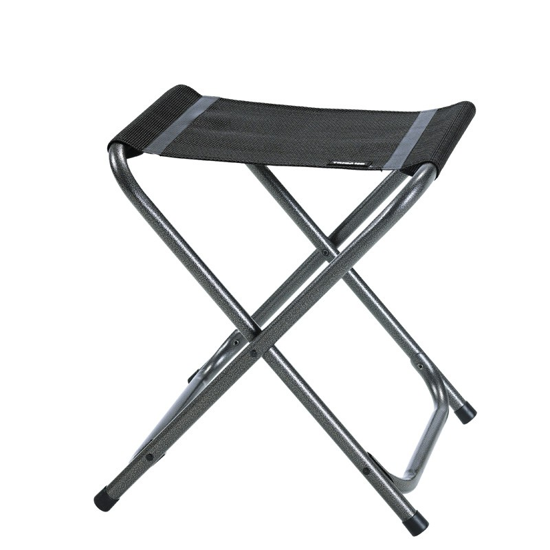 tabouret camping noir trigano camping