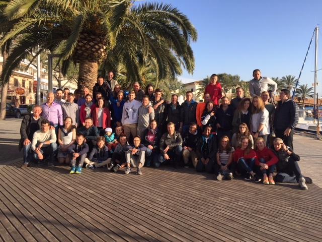 Camps Majorque 2018