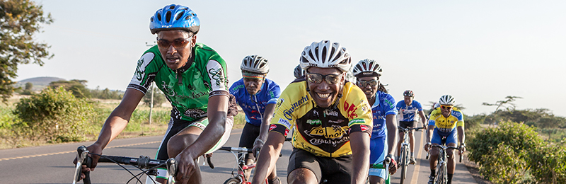 Ride for Impact: Velafrica Cycling Challenge 2019