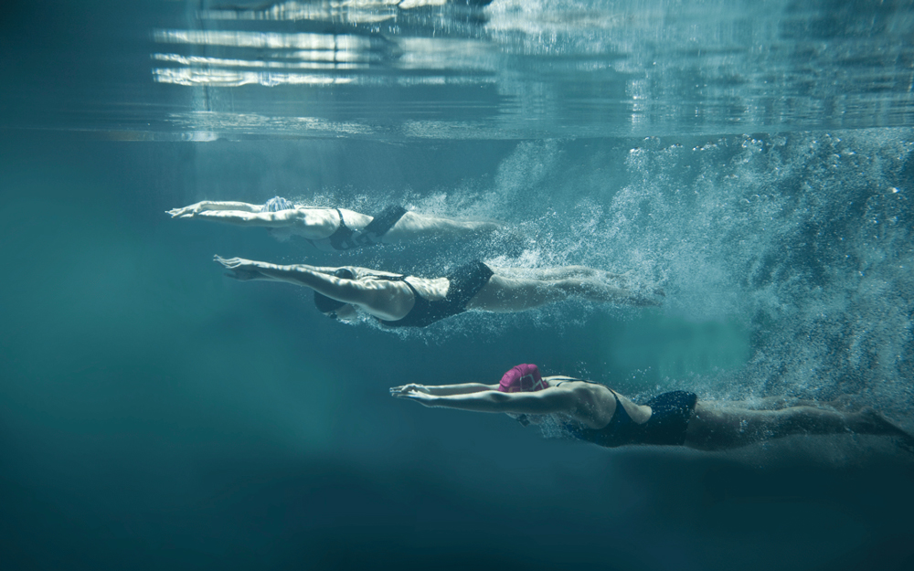 Stage de natation – Technique et volume