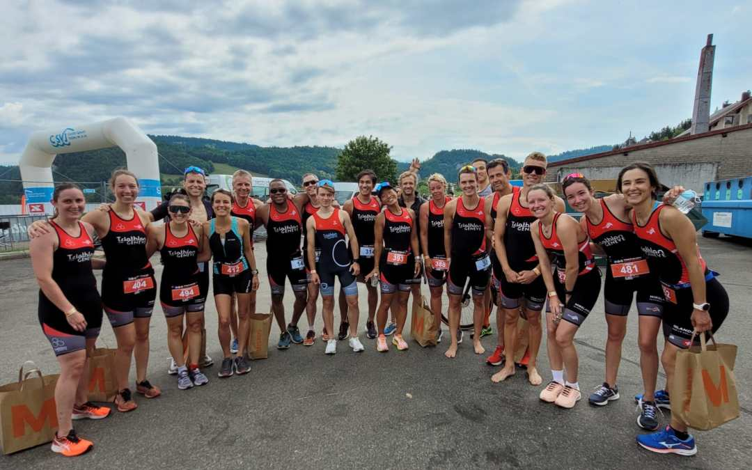 Triathlon de la Vallée de Joux