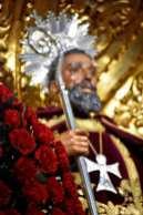 San Antonio Abad. Foto de la Comisión del Santo, Trigueros