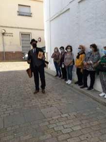 Literatura en las calles de Trigueros
