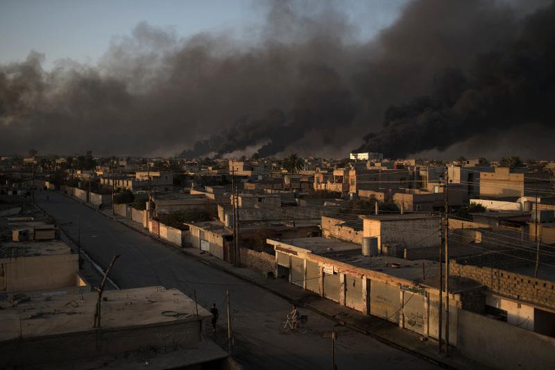 Απελευθερώθηκε η είσοδος της Μοσούλης -Σκληρές οδομαχίες τζιχαντιστών με τον ιρακινό στρατό [εικόνες] - Εικόνα1