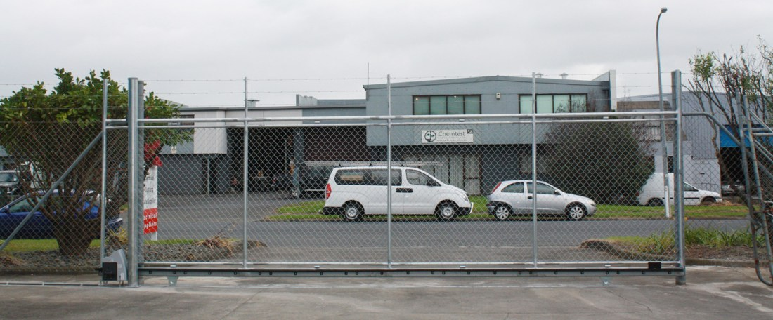 Commercial Gate - Gate Auckland