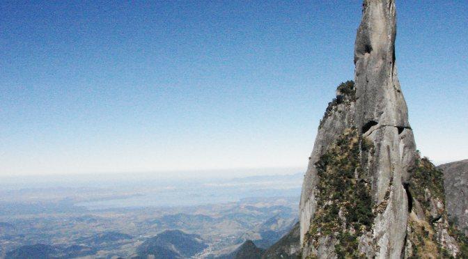 Agulha do Diabo é uma das 15 escaladas mais desejadas do mundo