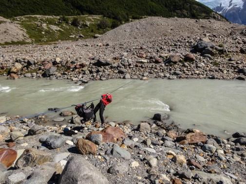 08 Tirolesa para Cerro Solo