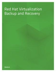 RHV Backup & Recovery Whitepaper Thumbnail