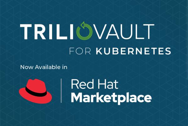 TrilioVault Red Hat Marketplace
