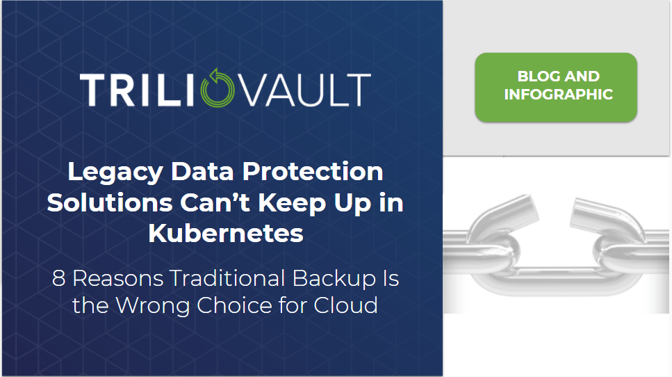 Cloud-native data protection solution