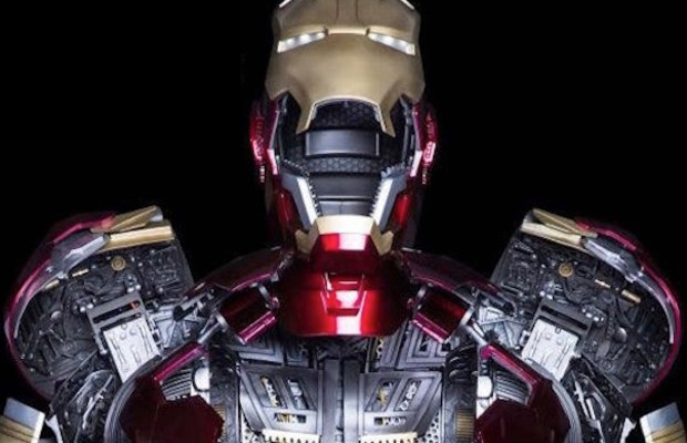 how to build a real iron man suit
