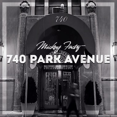 Mickey Factz - 740 Park Ave (Mixtape)