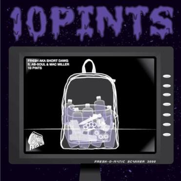 Short Dawg ft. Ab-Soul x Mac Miller - 10 Pints (Audio)