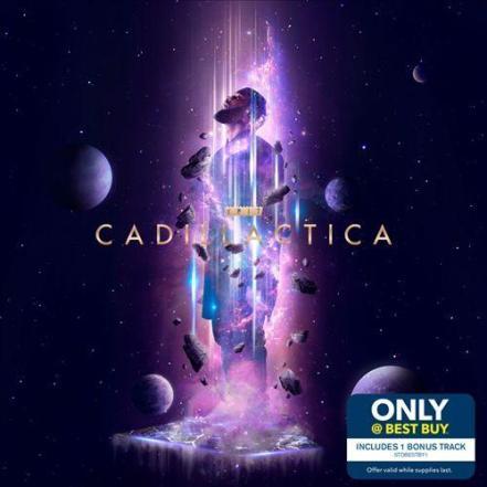 Big K.R.I.T. releases 'Cadillactica' Artwork + Tracklist