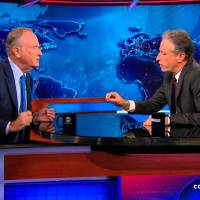 Jon Stewart vs Bill O'Reilly on the Daily Show