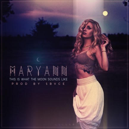 Maryann - The Is What The Moon Sounds Like (Album Review)