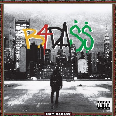 Joey Bada$$ - Curry Chicken (Audio)
