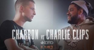 KOTD Battle - Charron vs Charlie Clips