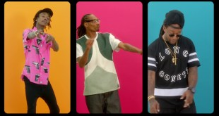 Wiz Khalifa ft. Ty Dolla $ign & Snoop Dogg - You and Your Friends (Video)