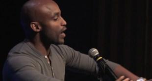 Javon Johnson - A Letter To My Unborn Daughter (Spoken Word)