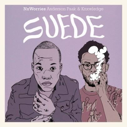 Nxworries (Anderson Paak & Knxwledge) - Suede (Audio)
