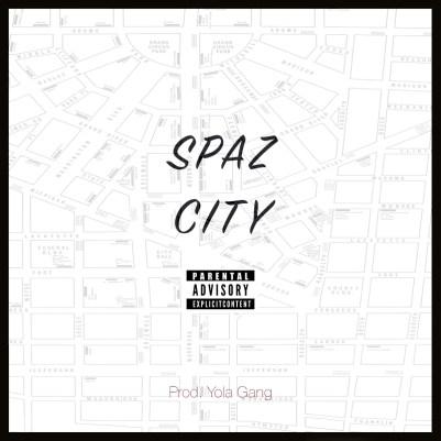MAHD - Spaz City (Audio)